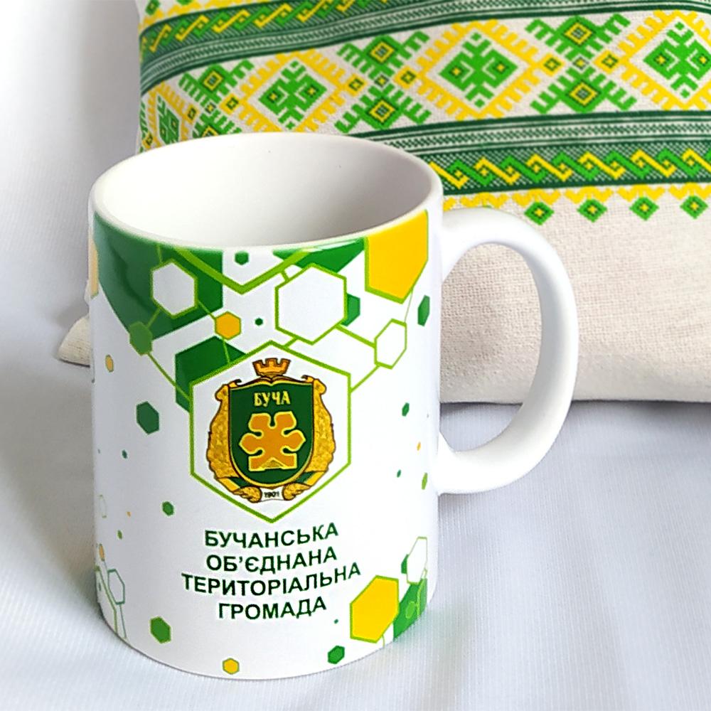 чашка для Бучанской Рады