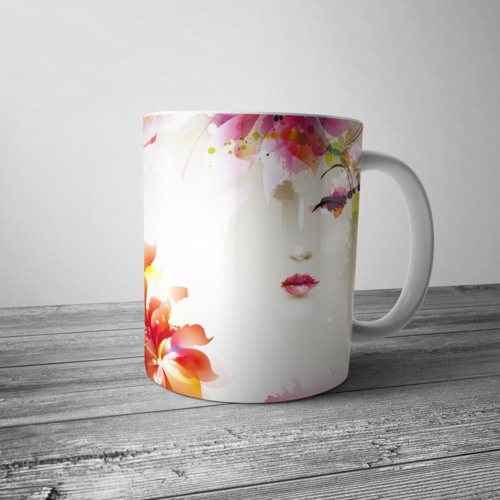чашка с рисунком